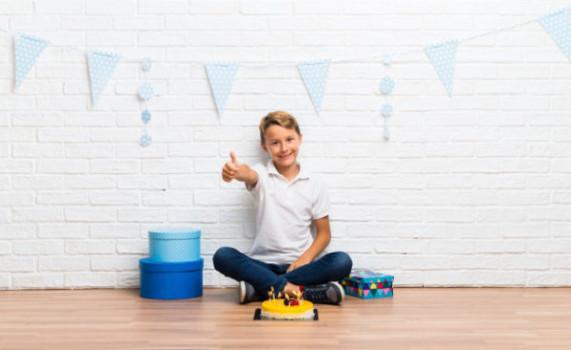 Что подарить ребенку на 9 лет